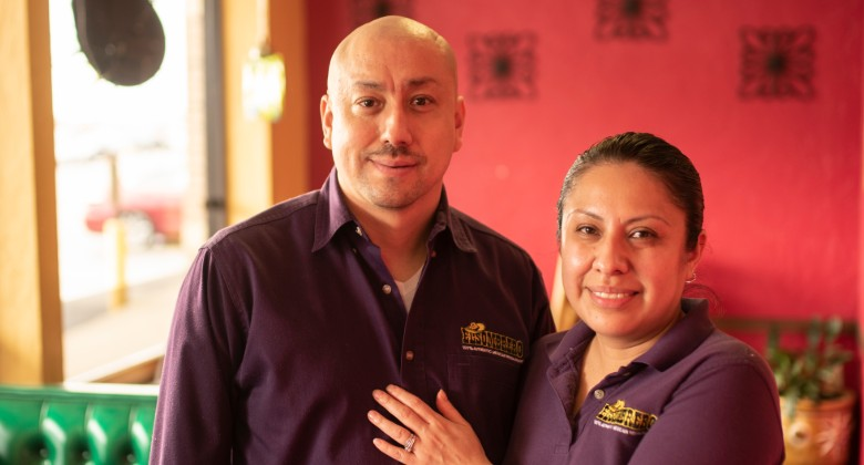 Family owned and operated since 2012. Serving authentic fresh Mexican dishes daily. We are Raymond and Mary, owners of El Sombrero Mexican Restaurant in Springfield, MO. We treat every person that comes through our door with the traditional ma and pa restaurant service.